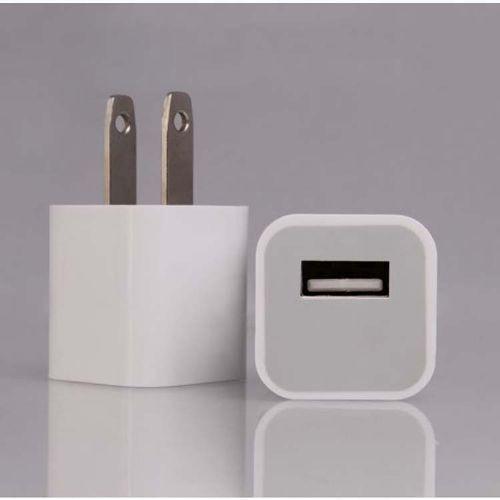 苹果小绿点 手机充电器1a 2a
