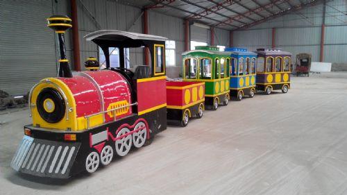阳光游乐观光小火车 电动小火车
