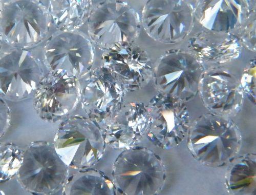卓合珠宝1.8圆形锆石