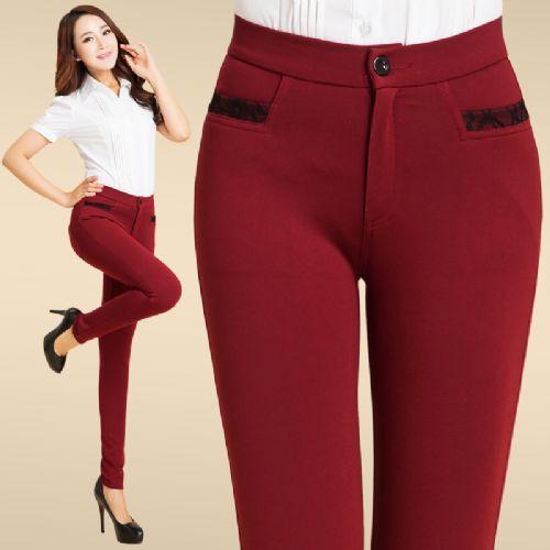 A0009蕾妮娜莎女裤 68元长裤 价格:68元/条