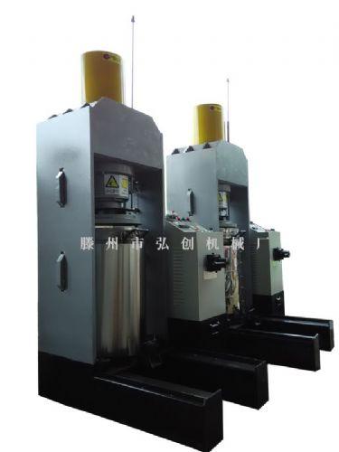 弘创50mpa新型多功能液压榨油机