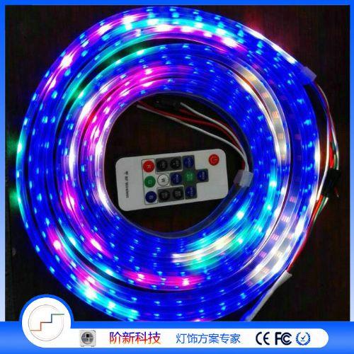 筒易鱼缸led灯电路图