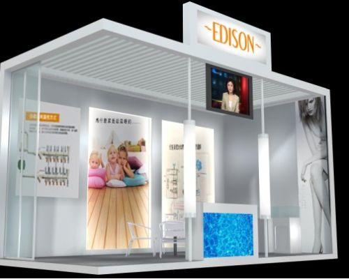 上海展会设计上海新国际展台装修撤展一体化公司