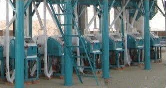 25T/D Wheat Flour Mill