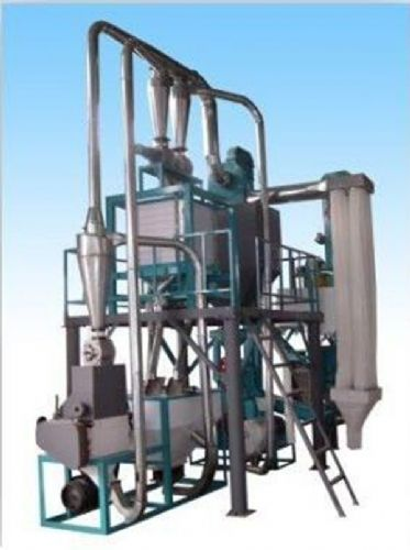 10T/D Wheat Flour Mill