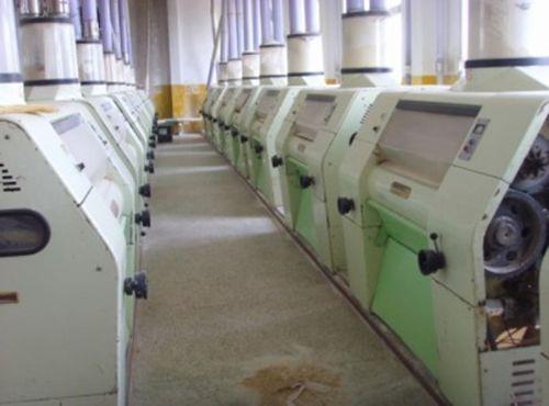complete set flour milling machine