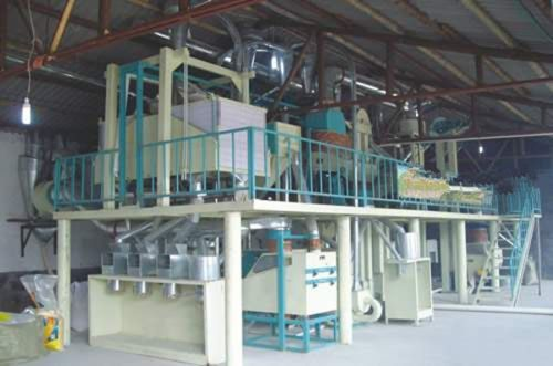 Automatic Wheat Flour Mills machine with China manufacturer