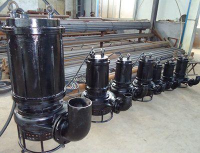 博联牌耐磨潜水泥浆泵 价格:5800元/台