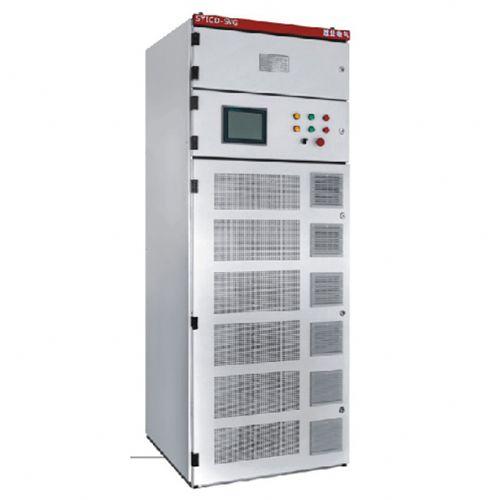 静止无功发生器(svg:static var generator)是将自换相桥式电路通过