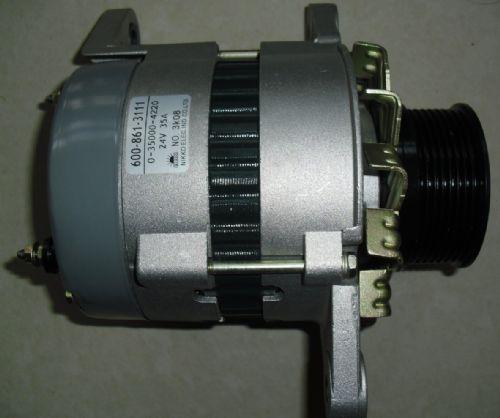 斯太尔28v发电机接线图