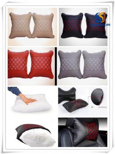 China manufacturer silk waiding car pillow