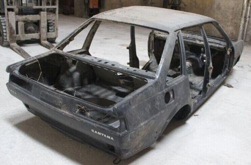 大众桑塔纳车壳拆车件优惠价格