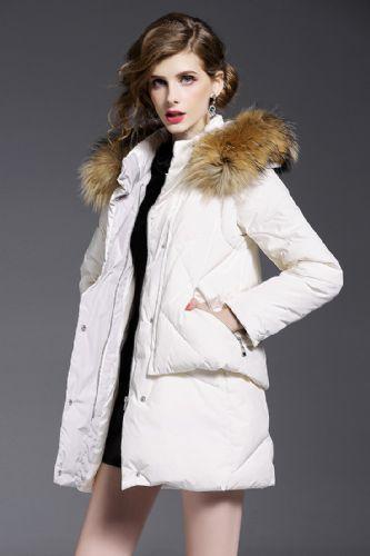 women's down coat