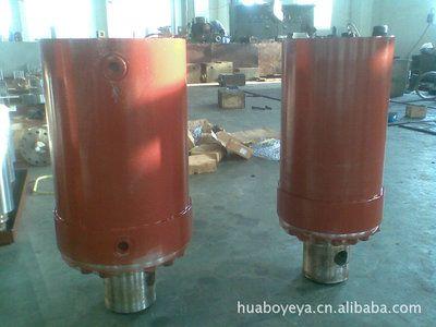 华博液压供应液压闸式剪板机油缸 价格:3000元