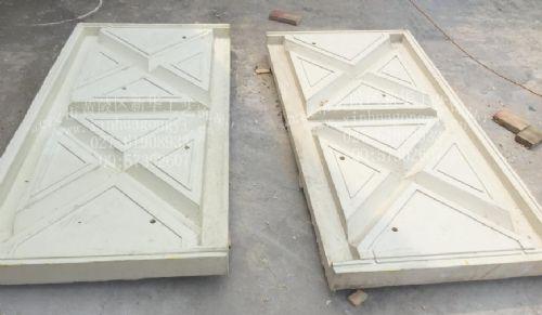仿木护栏模具 仿木栏杆模具