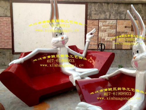 玻璃钢雕塑厂家  城市雕塑