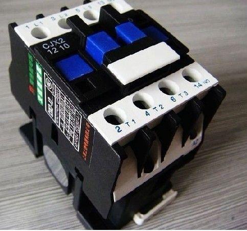 安全可靠等特点; 2,接触器可组成机械可逆联锁磁力起动器,星三角减压