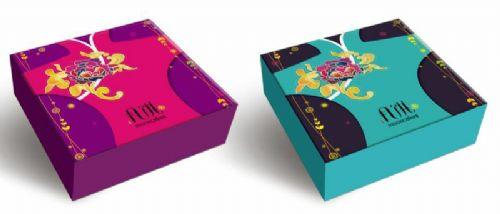 月饼月饼盒包装设计