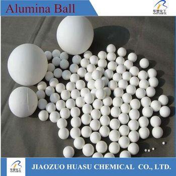 high purity medium alumina grinding ball