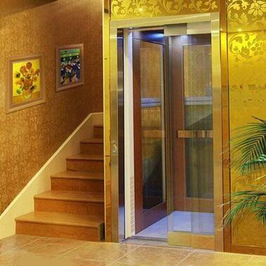通用厂家直销载货电梯 货物电梯 观光