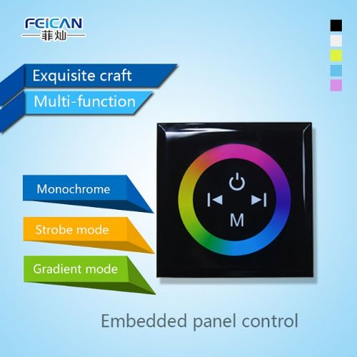 Smart Touch Panel RGB Controller