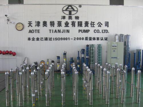 100QJ小型不锈钢潜水泵 价格:1000元