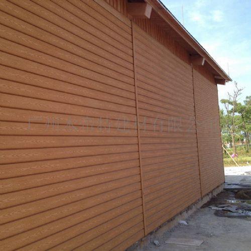 户外木塑装饰板木塑装饰实心板250s8木塑