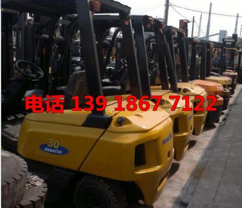 二手叉车:国产品牌:合力,杭州,大连,巨鲸,湖南叉车,广州,台励福