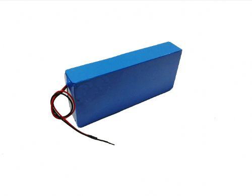 30ah工业agv小车锂电池图片
