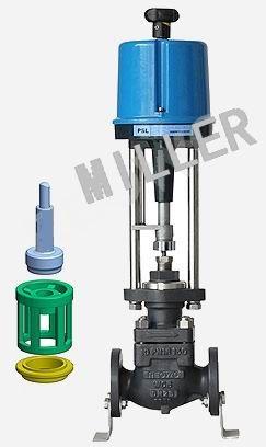 美国米勒进口电动调节阀 价格:1590元/套图片