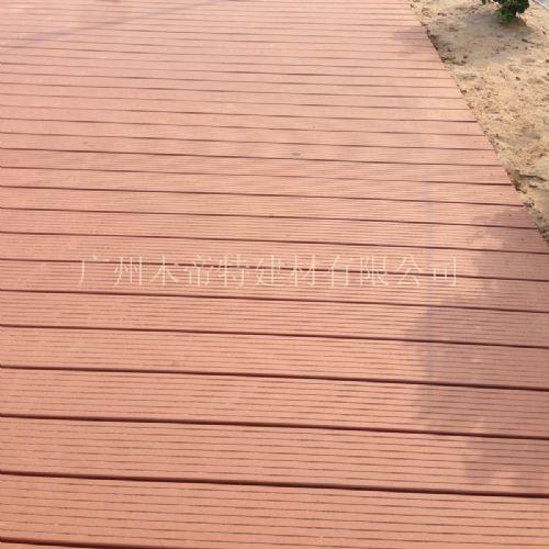 木塑材料户外塑木地板