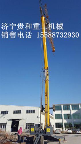 贵和折叠式塔吊