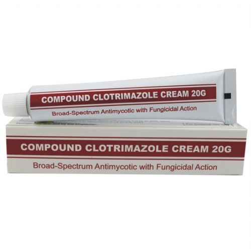 Compound Clotrimazole Cream