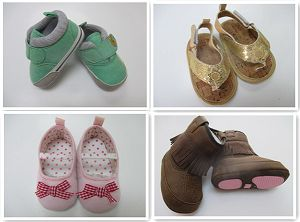 稚爱婴儿鞋 价格:12元/对