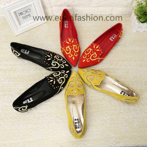 uy160315��雅女鞋 价格:183元