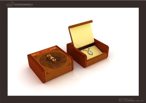 123珠宝包装盒设计