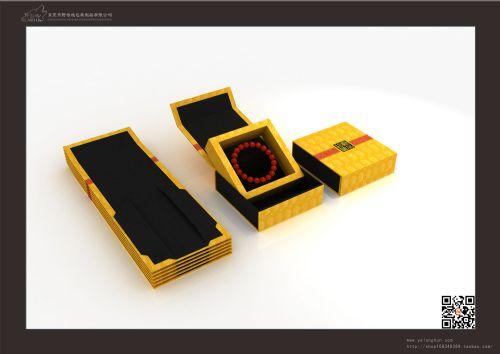 123珠宝盒包装设计