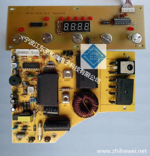宁波至和科技多功能电磁炉控制板线路板pcb