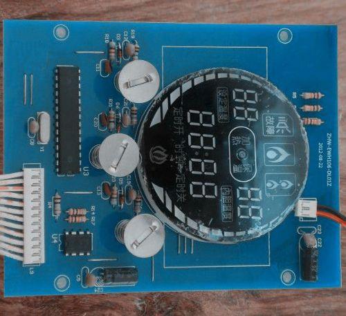 宁波至和科技电热水器控制电路板线路pcb开发