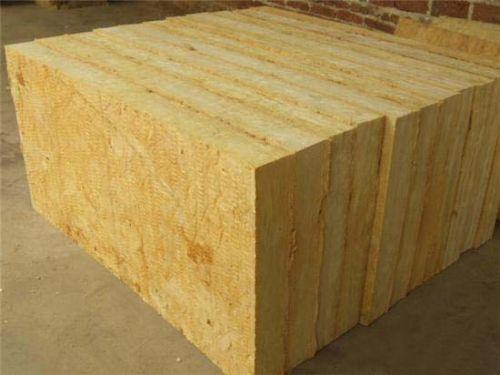 低密度保温防火岩棉板