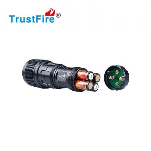 2016 New DF009 Trustfire 1600 Lumens Led diving flashlight