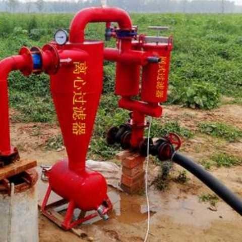 鸿润节水灌溉材料过滤器