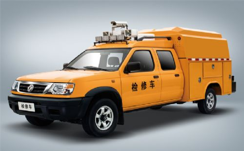 此车可广泛应用于低空电力维修