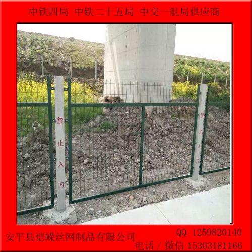 123铁路线路防护栅栏刺丝滚笼 中铁十