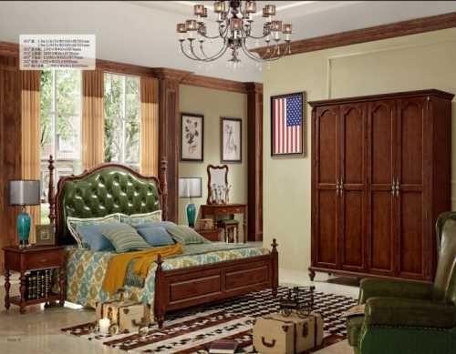 金亿宝家具新美式沙发