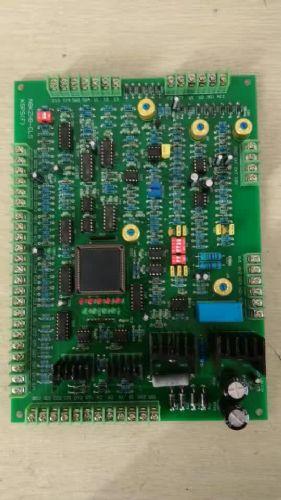 十二脉冲中频炉主回路电路图