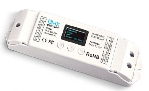 DMX-SPI Decoder DMX-SPI-203