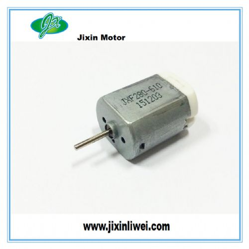 F280-610 DC Motor for Car Door Remote Control 12V-36V