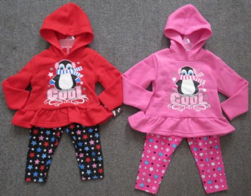 Beautiful offer: Infants fleece hoody+pant