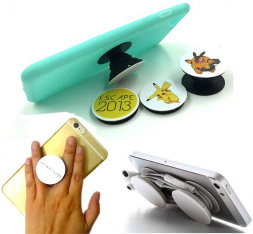 Innovative Safe Stent/Non-slip Stand for Mobilephone &Pad